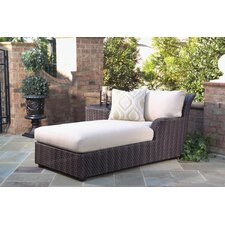 Aruba Chaise Lounge with Cushion