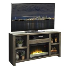 "Joshua Creek 62"" TV Stand with Electric Fireplace"