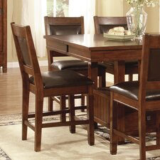 "Alpine Lodge 24"" Barstool in Cherry"