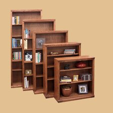 "Traditional 72.13"" Bookcase"