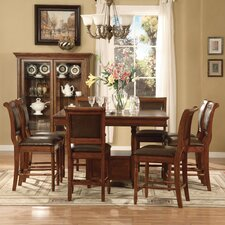 <strong>Legends Furniture</strong> Cambridge 9 Piece Dining Set