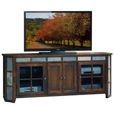 "Fire Creek 72"" Angled TV Stand"