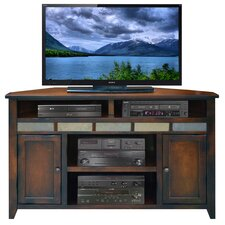 "Fire Creek 56"" Corner TV Stand"