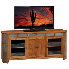 "<strong>Legends Furniture</strong> Oak Creek 72"" Angled TV Stand"