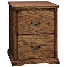 Scottsdale 2-Drawer File Cabinet