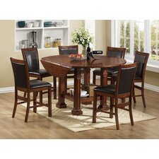 <strong>Legends Furniture</strong> Berkshire 7 Piece Counter Height Dining Set