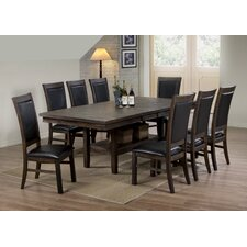 <strong>Legends Furniture</strong> Sonoma 9 Piece Dining Set