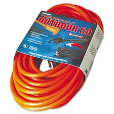 50' Indoor-Outdoor Extension Cord