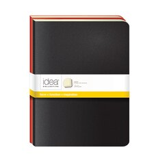 Idea Collective Softcover Journal Book (Set of 12)