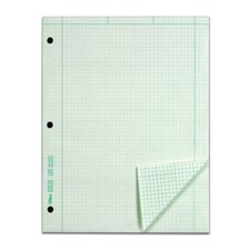3 Hole Punched Engineering Computation Pad (Set of 50)