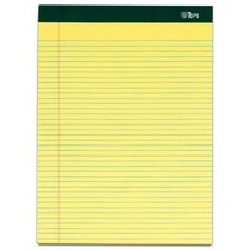 60 pt. Double Docket Narrow Rule Legal Pad (Set of 36)