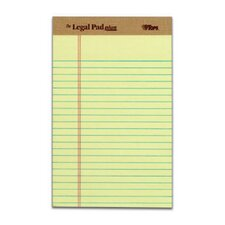40 pt. Jr. Legal Rule Legal Pad (Set of 144)