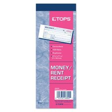 2 Part Carbonless Money Receipt Book (Set of 50)