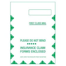 "9"" x 12.5"" Self  Seal Right Window CMS Envelope (Set of 500)"