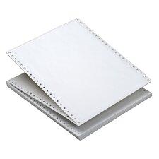 1 Part Heavy Weight Ream Margin Computer Plain Paper (Set of 2700)