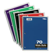 1 Subject Wide Ruled Theme Book (Set of 24)
