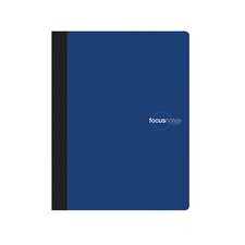 "9.75"" x 7.5"" Focus Notes Composition Book (Set of 24)"
