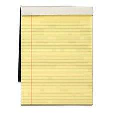 80 pt. Docket Gold Premium Perforated Top Pad (Set of 12)