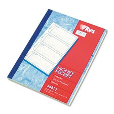 Money and Rent Receipt Book