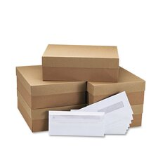 Cms-1500 Claim Form Self-Seal Window Envelopes (2,500 Pack)