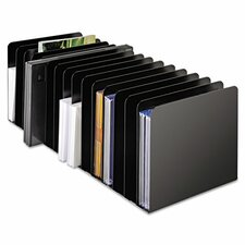 <strong>Steelmaster</strong> 15-Compartment Message Rack