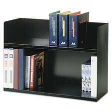 <strong>Steelmaster</strong> 2-Tier Desktop Book Rack