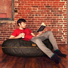 Denim 4 ft Cocoon Bean Bag Chair