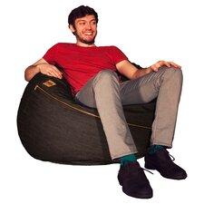 Denim 3 ft Bean Bag Chair