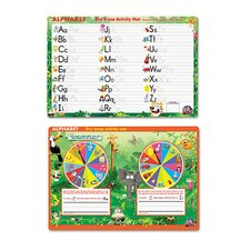 <strong>Smart Dudes</strong> Spinnerz Dry Erase Learning Mat