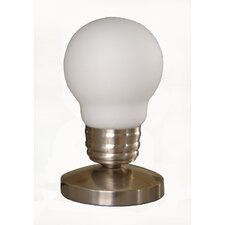 """Edison Style Mini Touch 10.63"""" H Table Lamp with Bulb Shade"""