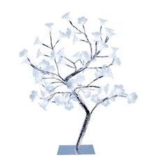 "Morning Glory 17.72"" H Decorative Tree Table Lamp"
