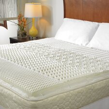 5-Zone Memory Foam Topper