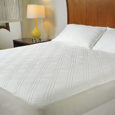 <strong>Pure Rest</strong> Quilted Memory Foam Mattress Pad