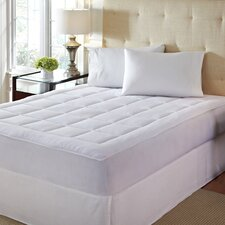Microplush Polyester Mattress Pad