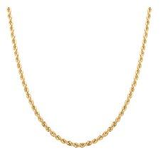 Laser Cut Chain Necklace