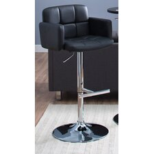 Gridley Ridge Adjustable Airlift Bar Stool