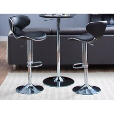Oxbow Estate Airlift Barstool in Black (Set of 2)