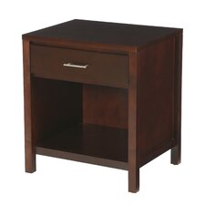 Antioch 1-Drawer Nightstand