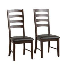 Pollock Ladderback Dining Chair (Set of 2)