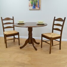 <strong>Carolina Cottage</strong> Martha 3 Piece Dining Set
