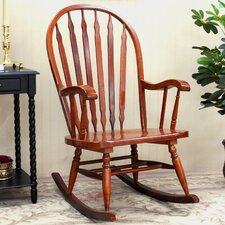 <strong>Carolina Cottage</strong> Windsor Rocking Chair