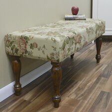 Romance Upholstered Entryway Bench