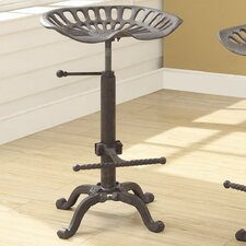 Colton Adjustable Swivel Bar Stool