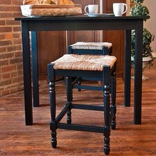 <strong>Carolina Cottage</strong> Hawthorne 3 Piece Counter Height Pub Table Set
