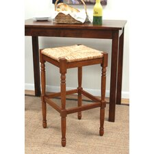 "Hawthorne 30"" Walnut Counter Stool"