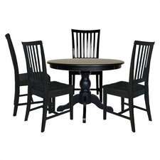 <strong>Carolina Cottage</strong> Winslow 5 Piece Dining Set