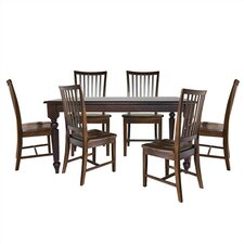 <strong>Carolina Cottage</strong> Sheridan 7 Piece Dining Set