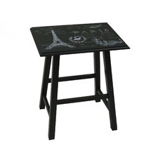 Eiffel Tower End Table