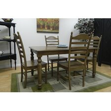 <strong>Carolina Cottage</strong> Sheridan 5 Piece Dining Set