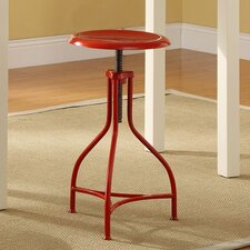 Logan Adjustable Metal Barstool